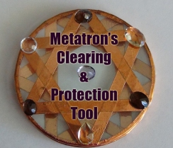 "Protect Yourself from ""negative"" energies with AA Metatron KEY."