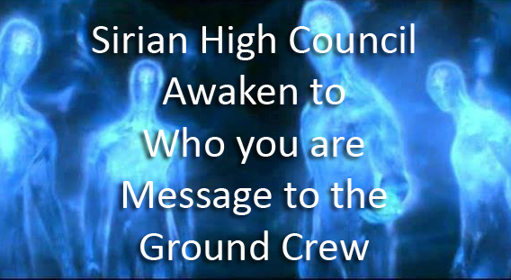 Sirian High Council – Awaken to who you are – Message to the