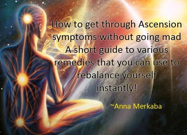 How to get through Ascension symptoms without going mad – A