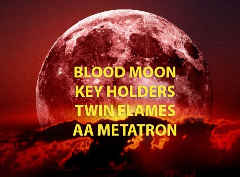 blood moon eclipse twin flames - photo #11