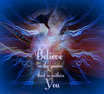 Believe in the Power Within